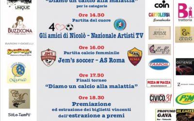 Domenica 13 ottobre CENTRO SPORTIVO ESCHILO 2 ROMA ore 14.30