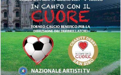 In campo con il cuore 12 giugno SAN SIRO – Milano